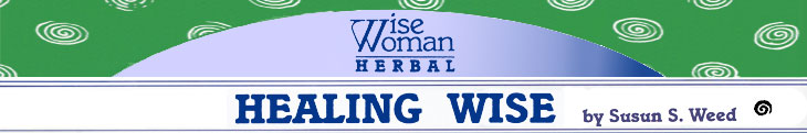 Healing Wise - Wise Woman Herbal by Susun Weed